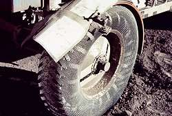 Moon tires for moon bikes.
