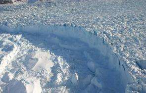 Greenland Ice Loss Doubles in Past Decade, Raising Sea Level Faster