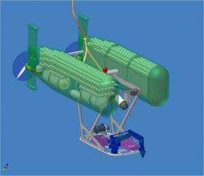 New Deep-Sea Hybrid Vehicle Gets a Mythical Name