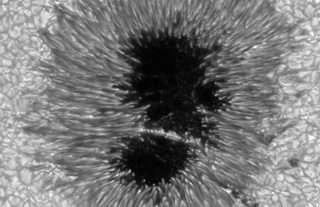 Meteorites record past solar activity