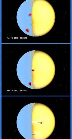 New technique provides the first full view of the far side of the sun
