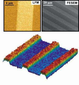 Taking nanolithography beyond semiconductors