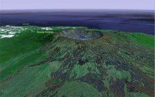 The lost kingdom of Tambora is found