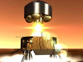 International group plans strategy for Mars sample return mission