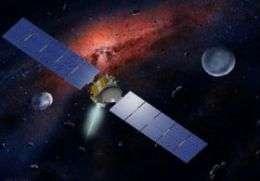 NASA postpones Dawn spacecraft launch