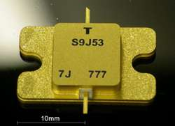 Toshiba Announces Gallium Nitride Power FET with World's Highest Output Power in Ku-band