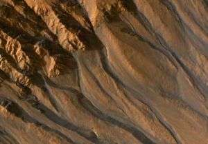 Mars Reconnaissance Orbiter Provides Insights About Mars Water