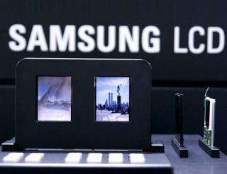 Samsung Develops First Truly Double-sided LCD