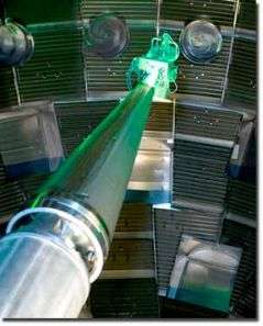 World's largest laser picks up the pace