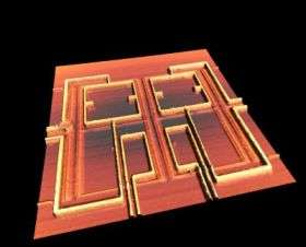 2 qubits in action, new step towards the quantum computer