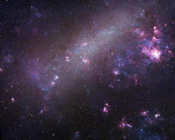 Magellanic Clouds May Be Just Passing Through