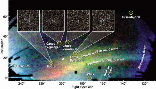 Seven or Eight Dwarf Galaxies Discovered Orbiting the Milky Way