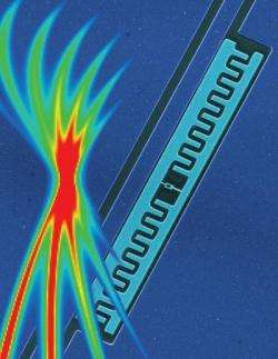 An Artificial Atom Inside of a Transmission Line Cavity