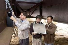 Researchers Develop Wireless Bridge Sensors Without Batteries