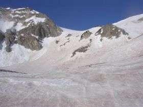 Dust on Mount Sopris