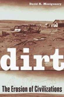 Earth's dirty little secret: Slowly but surely we are skinning our planet