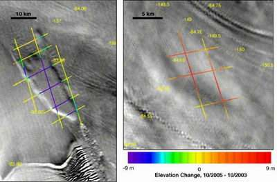 Scientists Find Lakes Under Antarctica