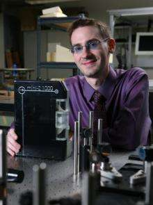 Handheld 'T-ray' Device earns new $30,000 Lemelson-Rensselaer Student Prize