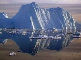 Jakobshavn Iceberg