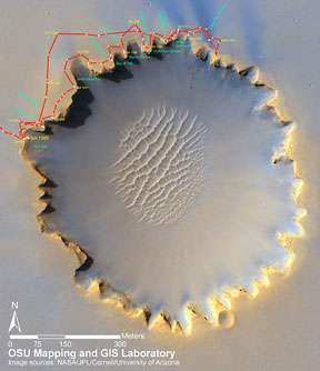 Mars rovers find new evidence of 'habitable niche'
