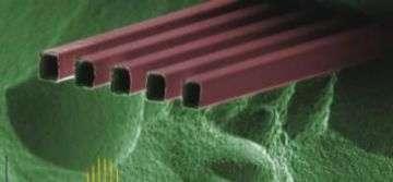 Multinozzle Nanoelectrospray Emitter