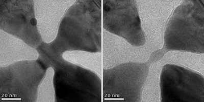 Scientists Hand-Make Devices Smaller than 10 Nanometers