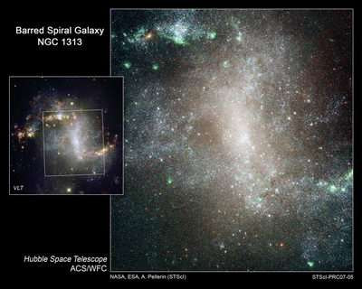 Hubble Sees Star Cluster 'Infant Mortality'
