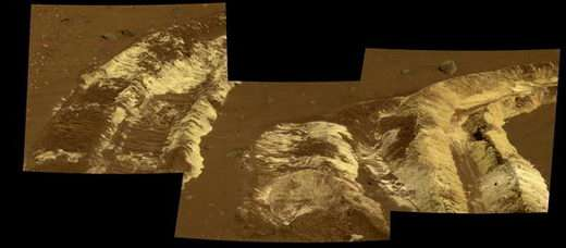 Mars Rover Churns Up Questions With Sulfur-Rich Soil