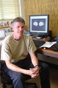 Pioneering study maps attention, memory and language links in the human brain