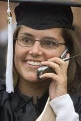 Professor researches cell phone usage among college students