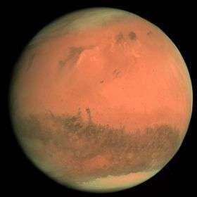 Rosetta successfully swings-by Mars