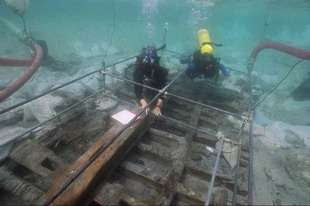 Shipwreck from the Early Islamic Period discovered off Israeli coast