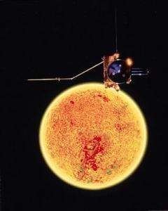 Surprises from the Sun's South Pole