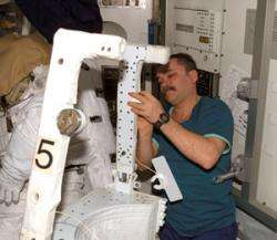 Three Back-to-Back Spacewalks Coming Up on Station