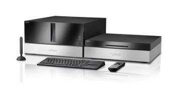 VGX-XL1 Sony Digital Living System
