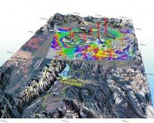 Yellowstone rising: Volcano inflating with molten rock at record rate
