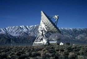 Radio Telescopes' Sharp Vision Yields Rich Payoffs
