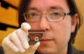 Archaeologist 'strikes gold' with finds of ancient nasca iron ore mine in Peru