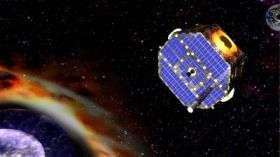 Artist's Impression of NASA's IBEX
