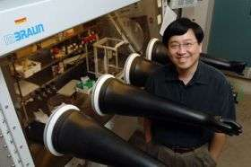 Researchers developing system to efficiently convert biomass to ethanol