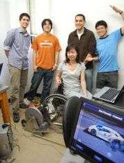 University of Texas Students Show Off TrekEase