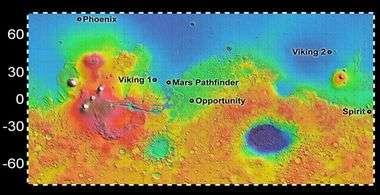 NASA Phoenix Mission Ready For Mars Landing