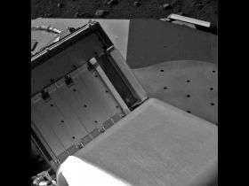 Phoenix Mars Lander Works Through the Night