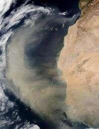 African dust forecast may help hurricane season predictions