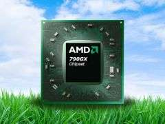 AMD 790GX Chipset - Energy Efficient