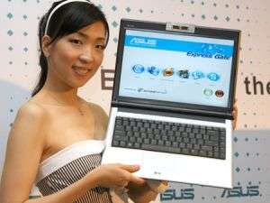 Asus Notebooks Offer 8-Second Boot Up for Instant Online Access with Innovative Express Gate