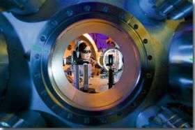 Billions of particles of anti-matter created in laboratory