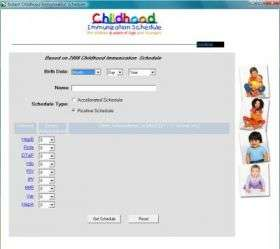 Catch-up Vaccination Scheduler