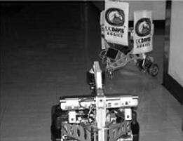 Robots Detect Behavioral Cues to Follow Humans