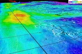 Gamma-Ray Evidence Suggests Ancient Mars Had Oceans